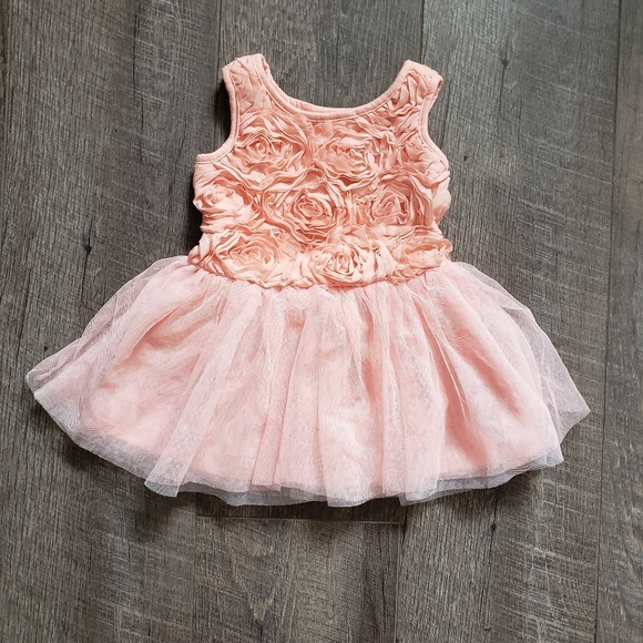Children's Place♡ Flowered Tulle Party Dress!♡18M